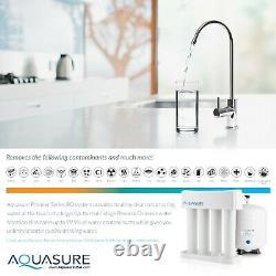 Aquasure Adoucissant, Pléniers De Filtration D'eau, Système D'osmose Inverse, 64.000 Grains