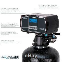 Aquasure Water Adoucisseur 64 000 Grains / Système D'osmose Inverse 75gpd Bundle