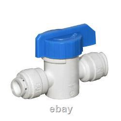Aquatic 5 Stage Reverse Osmosis System Unit Rodi Avec Résine DI 75-200-400 Gpd