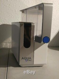 Aquatru Comptoir Filtre A Eau Osmose Système De Purification