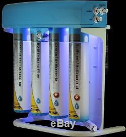 Bmb-20 Avec Filtre Biocera Pumped Quick Change 5 Etape Système D'osmose Inverse