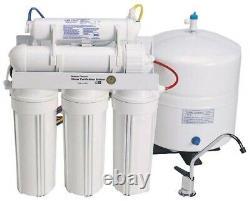 Combo Deal Watergeneral Ro585 + Hm Numérique Dm-2 Tds Compteur Reverse Osmosis System