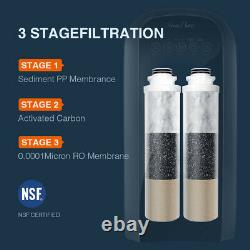 Comptoir Reverse Osmosis Water Filtration System Ro Water Filter Pitchers