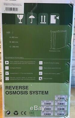 Cristalle Système D'osmose Inverse