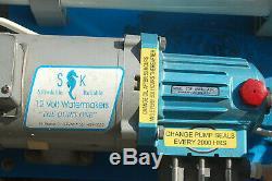 Eau De Mer Système D'osmose Inverse Dessalement, S & K Dessalinisateur Modèle Ac / DC 150
