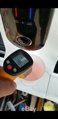 Entièrement Teste Coway Chp-250l Chaud / Froid Eau Par Osmose Inverse Filtration & Purificateur
