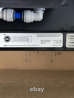 Everpure Mrs-600h 115 Vac Système D'osmose Inverse À Haute Efficacité