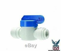 Ez Install Système De Filtration D'eau Potable Par Osmose Alcaline De Comptage Ph Alcalin