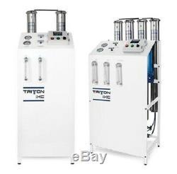 Filtration Commerciale Eau Par Osmose Inverse Système 4200-4800 Gpd Cadre Monté