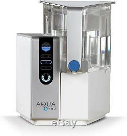 Filtre À Eau Aquatru Countertop Avec Le Système De Purification Exclusif 4 Étape