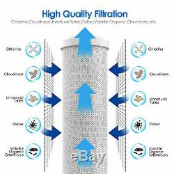 Filtre Osmose Inverse Carbone Eau Remplacement De La Cartouche Pour 5 6 7 Système Étape