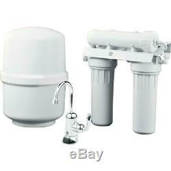 Ge Sous L'évier Système D'osmose Inverse De Filtration D'eau