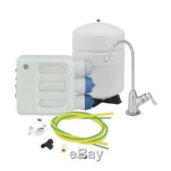 Ge Sous L'évier Système D'osmose Inverse De Filtration D'eau Installation Facile Prime