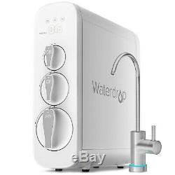 Goutte D'eau Système D'osmose Inverse De Filtration D'eau Wd-g3-w Tankless Ro Système
