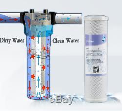 Haut Débit De La Pompe Booster Accueil Système De Filtration D'eau Ro Undersink Filtres De Post