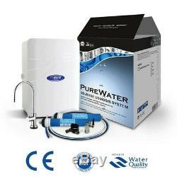 Hommix M800 Direct Flow Système D'osmose Inverse De Filtration D'eau