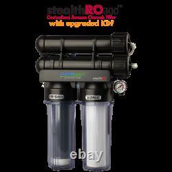 Hydro Logic Stealth Ro 300 Reverse Osmosis System Filtre À Eau Avec Mise À Niveau Kdf