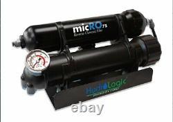 Hydrologic Micro Ro System 75 Gpd Indicateur De Pression Intégré Avec Zones Sûres