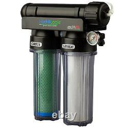Hydrologic Stealth Inverse Osmose Hydroponics Water Filter System (open Box)