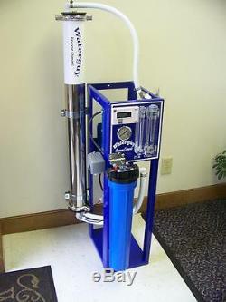 Inverse Système D'eau Par Osmose Commercial-industriel 2850 Gpd