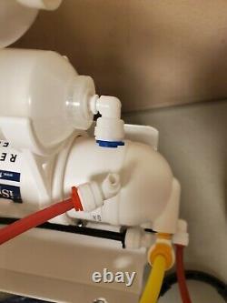 Ispring Rcc7ak Système De Filtration D'eau Potable À Osmose Inverse À 6 Étages Défaut
