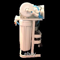 Jett Water Systems 500 Gpd 9 Étape Alkaline Ro / Hydrogen Water Generator