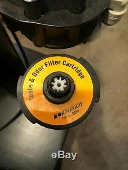 Kinetico Filtration De Réseau D'eau Potable Dws Plus De Luxe Réservoir Gx04 & Quickflow