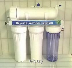 L10 400 Gpd Unité D'osmose Inverse Système De Nettoyage De La Fenêtre Du Poteau De L'eau