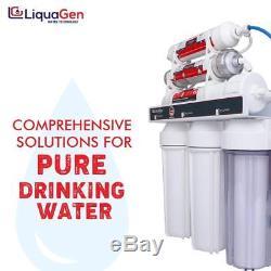 Liquagen Système Anti-oxydant À 6 Étages Anti-oxydant Sous Évier Pour La Maison