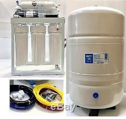 Lumière Commerciale Eau Par Osmose Inverse Système De Filtration 200 Gpd Rot-10 Ro Réservoir