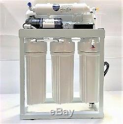 Lumière Commerciale Eau Par Osmose Inverse Système De Filtration 400 Gpd Rot-10 Réservoir