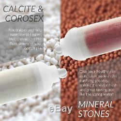 Minéral Alcalin Pour Système D'eau Osmose Inverse À 6 Étapes 75gpd Ispring # Rcc7ak