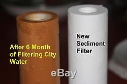 N03 Système De Filtration D'eau Potable Par Osmose Inverse (ro) En Cinq Étapes - Aucun Écran LCD