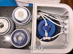 N03 Système De Filtration D'eau Potable Par Osmose Inverse (ro) En Cinq Étapes Avec Écran LCD