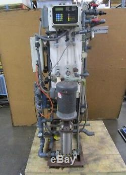 Nous Filtrons Le Système 460v De Purification De L'eau Par Osmose Inverse Vrovc06cx 10080 Gpd
