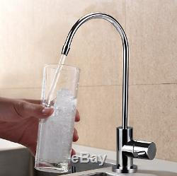 Nu Aqua Platinum Series 5 Etape 100gpd Système D'osmose Inverse De Filtration D'eau