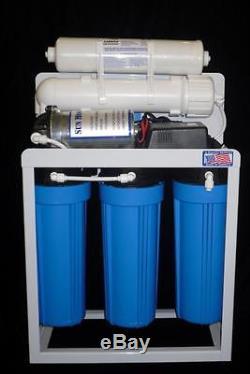 Oceanic Light Commercial 300 Système De Filtration D'eau Par Osmose Inverse Avec DI