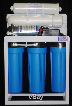 Oceanic Light Commercial Système De Filtration D'eau À Osmose Inverse 400 Gpd
