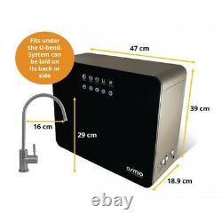Osmio D7 Direct Flow Système D'osmose Inverse, Meilleur Sur Le Marché, Free Postage