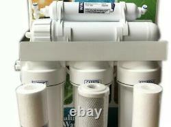 Osmose Inverse 5 Étape- Système D'eau. (membrane 75gpd). Topfilter -25%off