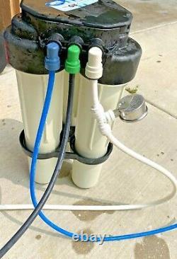 Pentair / Ro 1000 Evolution Hydrologique Système D'osmose Inverse De Filtration D'eau