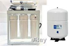 Pompe Commerciale 110v Withbooster De Système De Filtre À Eau D'osmose Inverse Légère 300