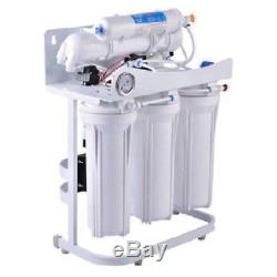 Pompe De Gavage Commerciale Du Système De Filtration D'eau Par Osmose Commerciale Légère 400 Gpd De Ro