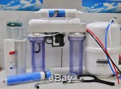 Pompe De Perméat De Système De Filtre D'eau Potable Par Osmose Océanique Oceanic 100