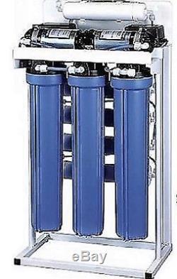 Pompe De Surpression Double Du Système De Filtration De L'eau Par Osmose Inverse 600