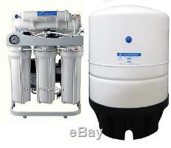Pompe De Surpression Du Système De Filtration D'eau Par Osmose Commerciale Légère 400 Ro De Ro