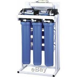Pompes De Gavage Commerciales Pour Système De Filtration D'eau Par Osmose De 600 Gpd Ro