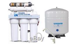 Premier Système D'eau À Osmose Inverse 75 Ionisateur Gpd Filtre Alcalin Orp Neg Ro