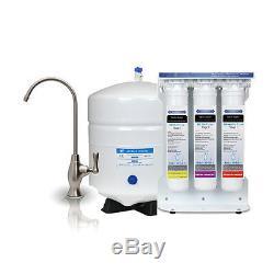 Puits D'eau Par Osmose Inverse 5 Étapes Système De Filtration D'eau