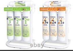 Pure-pro Ers-106a Alcaline Ro Système De Filtre De Rechange 1 An Bundle Paquet